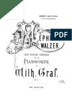 Graf Op.51 Mephisto-Walzer