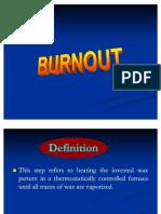 BURNOUT [Lecture by Dr.Muhammad Seddeek @AmCoFam]