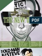 Static Paper Spring 2011