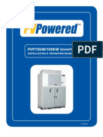 PVP75 100 Manual