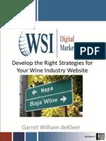 Sitio Web para Vino Mexico