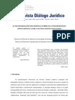 Neoconstitucionalismo - Ant. Cavalc. Maia