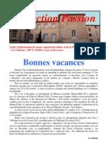 Collection Passion 115 Version PDF