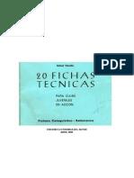 20 fichas técnicas