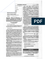 Efluentes Liquidos Act. Mineras DS_010_2010_MINAM