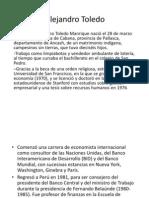 Alejandro Toledo Ppt[1]