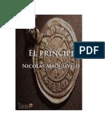Nicolás Maquiavelo  - El príncipe
