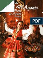 Programa Romaria Agonia 2011