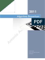 Algoritmo Bresenham