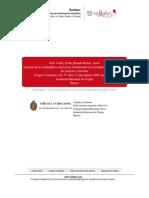 Ciencias de la complejidad y caos como herramientas en el análisis de la proliferación