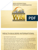 Official WBI Presentation