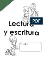 Español - Libro de Lecto-escritura