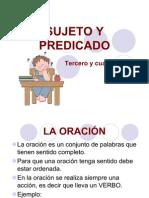 SUJETO Y PREDICADO (1)