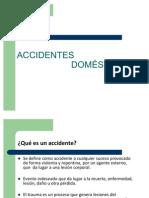 PPT Accidentes domésticos