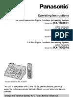 KXTG6071