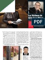 """""""Las Víctimas de Ortiz eran Niños"""""""