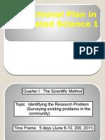 Teachers Log in Science PPT