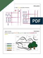 Matemáticas - Cantidad y numero- con sumas