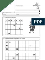 Matemáticas - Decenas y Unidades 1