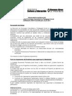 Jornadas Inst. Psicología