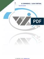 Proposta Loja Virtual Wix