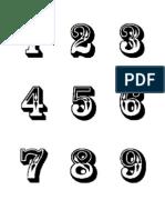 Matemáticas - Loteria de sumas(materiales)