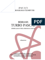 PAF 08217 Pemrograman Komp Pascal