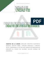 Unidad Viii_circutos Electricos Basicos