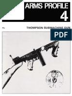 SAP04-Thompson Sub Machine Gun
