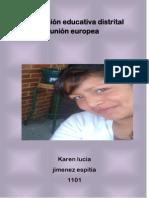 Karen Jimenez 1101 (2011)