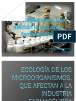 Microorganismos Que Afectan La Industria Farmacutica
