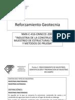 Reforzamiento Geotecnia