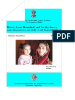 21 Pilibhit Factsheet UP