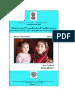 58 Revised Factsheet Gorakhpur UP