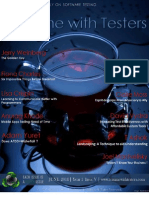 Tea Time+With+Testers+June+2011++Year+1++Issue+V