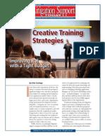 1242399439 Creative Training Strategies Lst