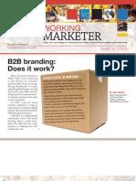 Branding Definition - B2B