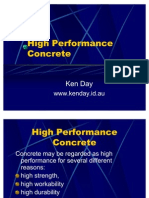 High Performance Concrete (1)