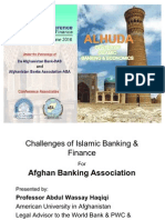 Challenges of Islamic Banking by Prof Haqiqi