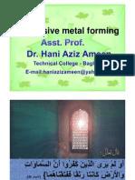 Explosive Metal Forming, Hani Aziz Ameen