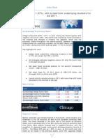 Eurekahedge Index Flash - July 2011