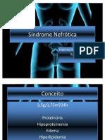 Síndrome Nefrótica Final