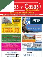 Revista Casas y Casas Julio 2011
