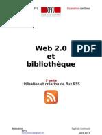 Web 2.0 et bibliothèque