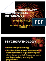 Copy of Psikopatologi