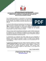 DEFENSORÍA DEL PUEBLO INSTALÓ EN ABANCAY SU PRIMER MÓDULO DE ATENCIÓN AL INTERIOR DE UN HOSPITAL