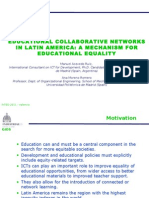 Educational Collaborative Networks 2 - presentacion en INTED 2011