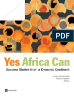 Yes Africa Can