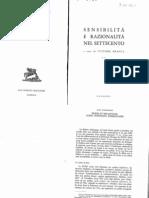 Starobinski, J. - Ironie et Mélancolie