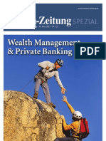 Wealth Management & Private Banking